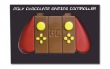 Milk Chocolate Games Controller 70g